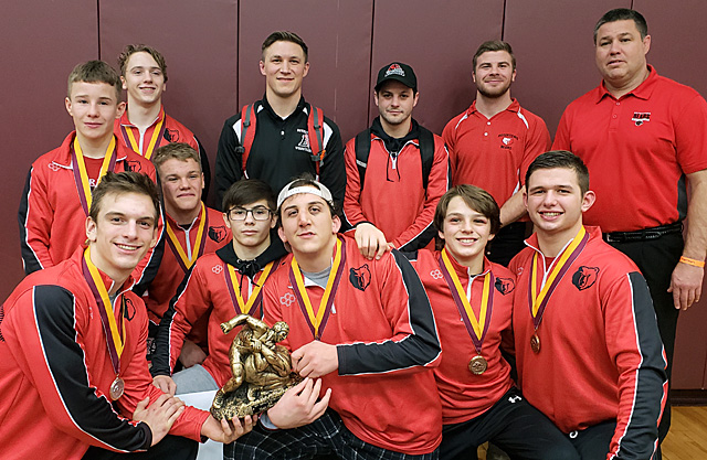 Bears win the 2018 Governor Mifflin Mustang Holiday Tournament